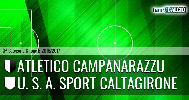 Campanarazzu - Caltagirone Calcio