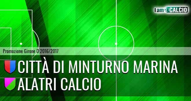 Città di Minturno Marina - Alatri Calcio