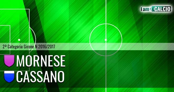 Mornese - Cassano