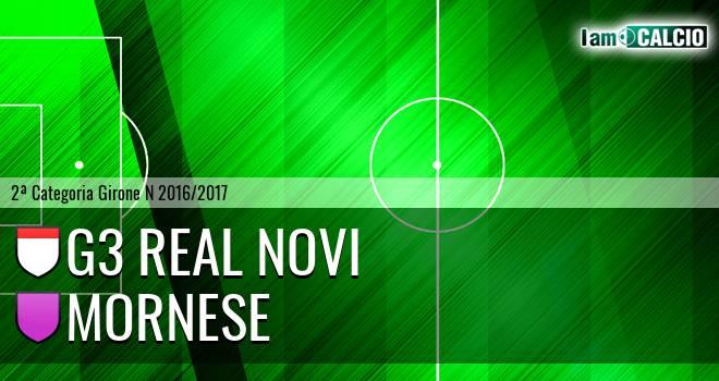 G3 Real Novi - Mornese