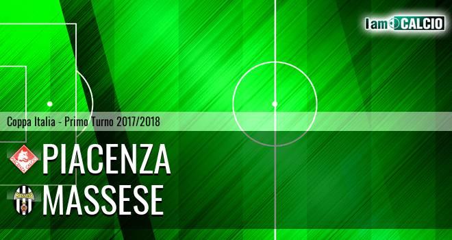 Piacenza - Massese