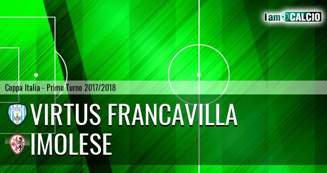 Virtus Francavilla - Imolese