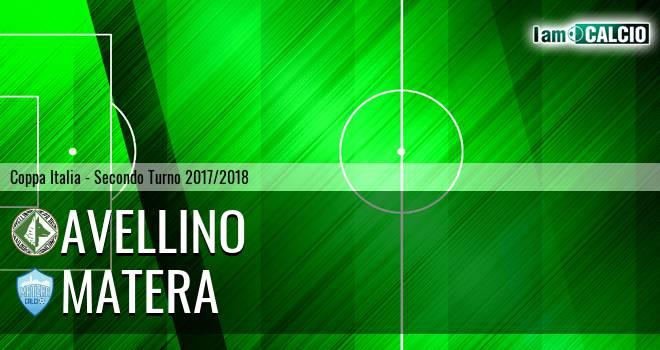 Avellino - Matera