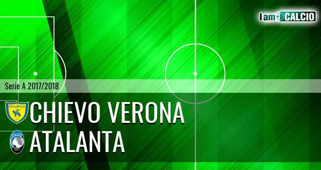 Chievo Verona - Atalanta