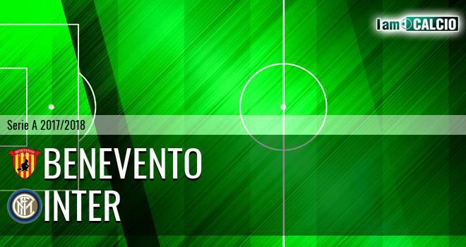 Benevento - Inter