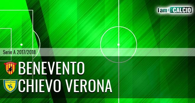 Benevento - Chievo Verona