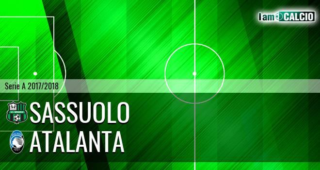 Sassuolo - Atalanta