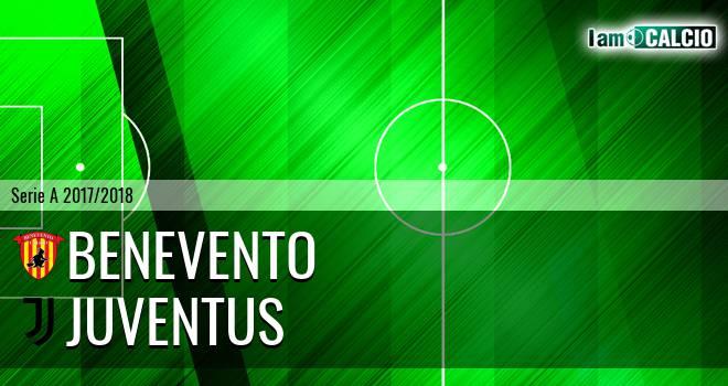 Benevento - Juventus 2-4. Cronaca Diretta 07/04/2018