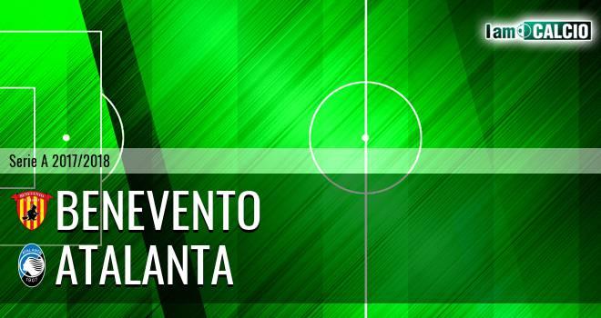 Benevento - Atalanta 0-3. Cronaca Diretta 18/04/2018