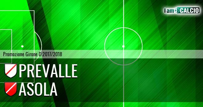 Prevalle - Asola