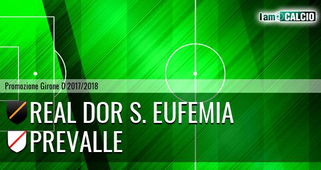 Real Dor S. Eufemia - Prevalle