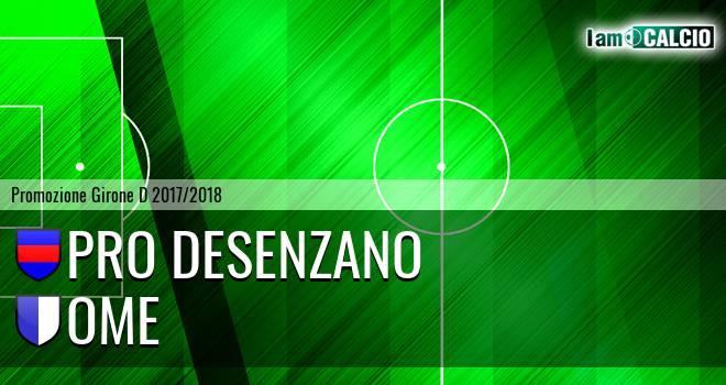 Pro Desenzano - Ome