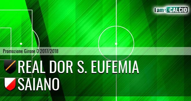 Real Dor S. Eufemia - Saiano