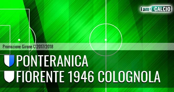 Ponteranica - Fiorente 1946 Colognola