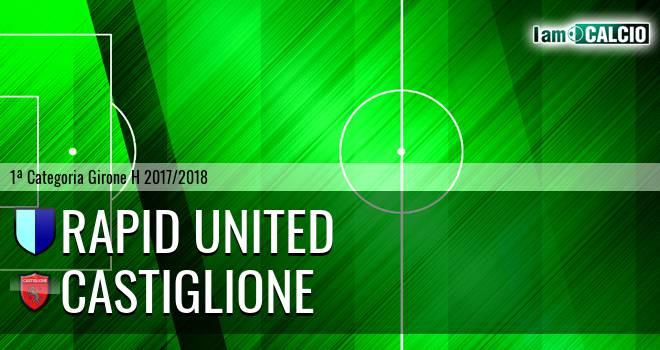 Rapid United - Castiglione