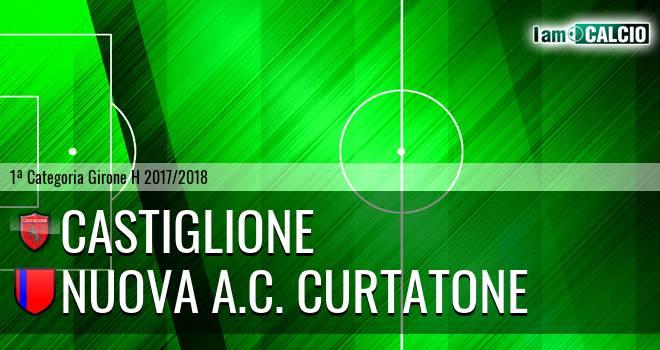 Castiglione - Nuova A.C. Curtatone