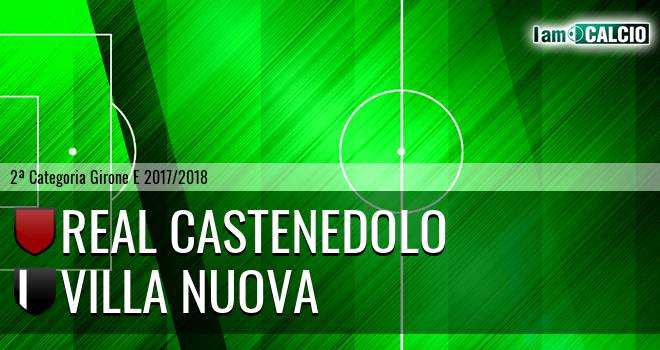 Real Castenedolo - Villa Nuova
