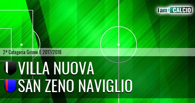 Villa Nuova - San Zeno Naviglio