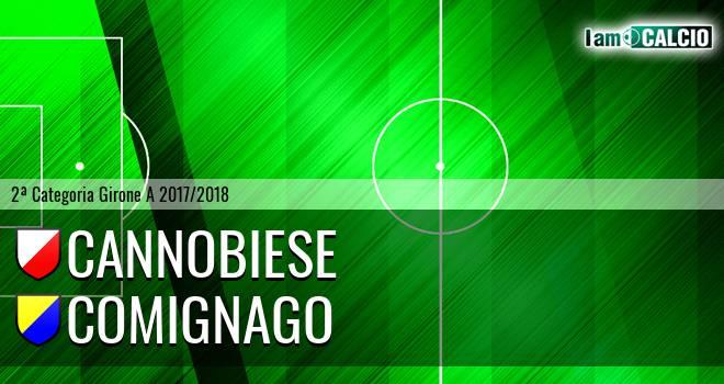 Cannobiese - Comignago