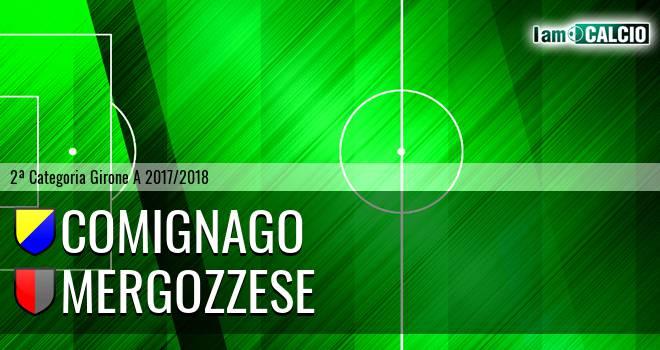 Comignago - Mergozzese