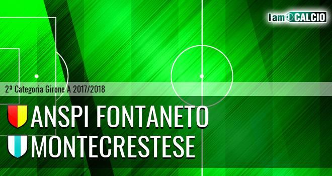 Anspi Fontaneto - Montecrestese