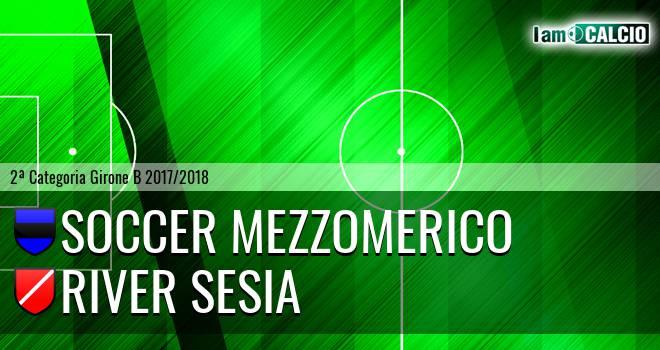 Soccer Mezzomerico - River Sesia