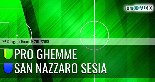 Pro Ghemme - San Nazzaro Sesia