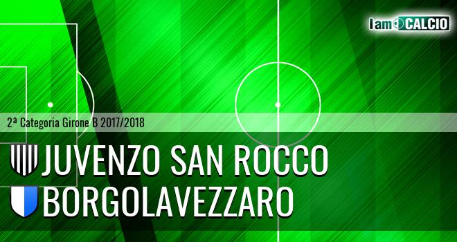 Juvenzo San Rocco - Borgolavezzaro