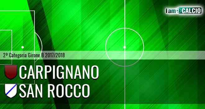 Carpignano - San Rocco