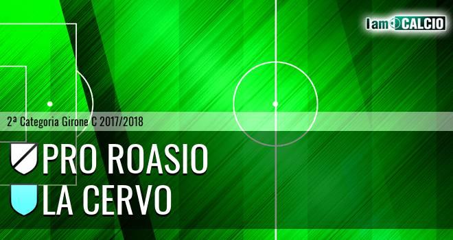 Pro Roasio - La Cervo