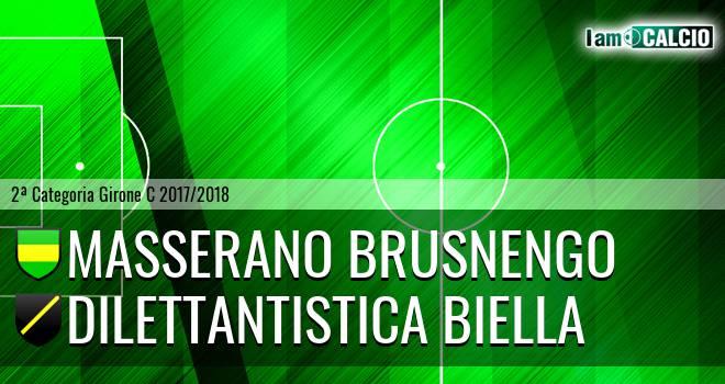 Masserano Brusnengo - FC Biella