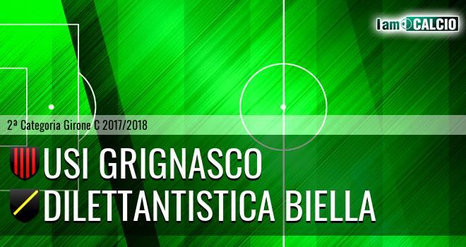 Usi Grignasco - FC Biella