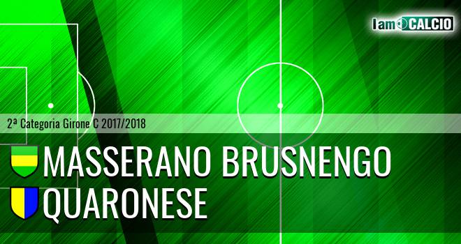 Masserano Brusnengo - Quaronese