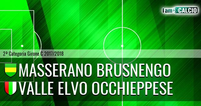 Masserano Brusnengo - Valle Elvo Occhieppese