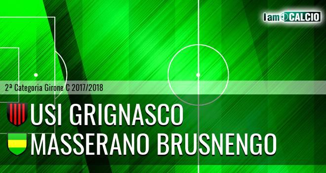 Usi Grignasco - Masserano Brusnengo