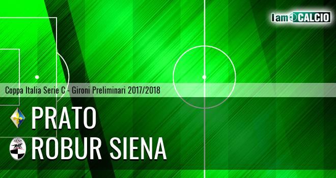 Prato - Robur Siena