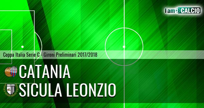 Catania - Sicula Leonzio