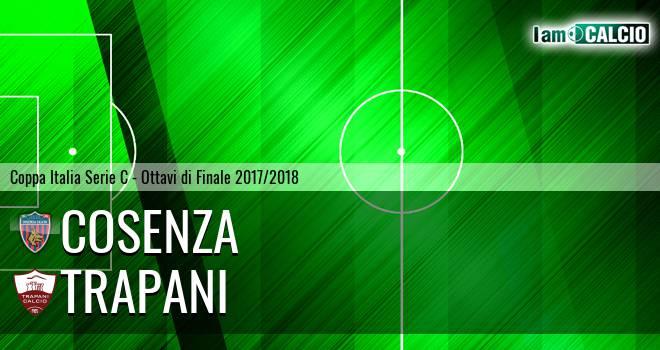 Cosenza - Trapani