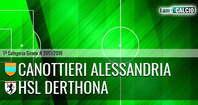 Canottieri Alessandria - HSL Derthona
