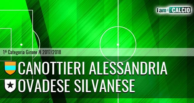 Canottieri Alessandria - Ovadese Silvanese