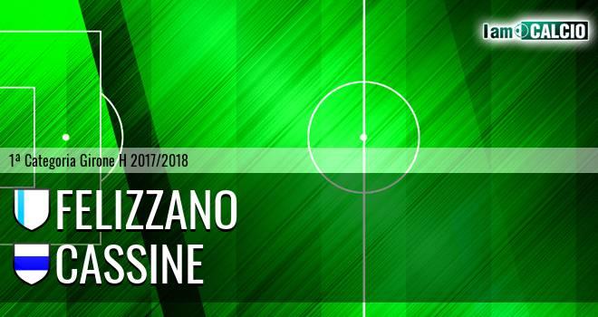 Felizzano - Cassine
