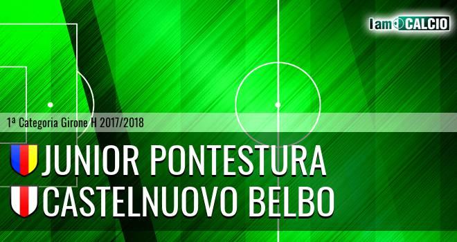 Junior Pontestura - Castelnuovo Belbo