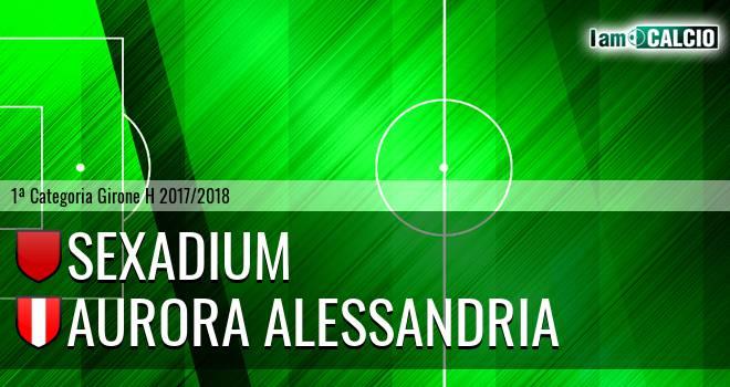 Sexadium - Aurora Alessandria