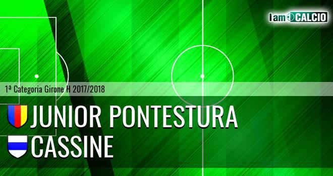 Junior Pontestura - Cassine