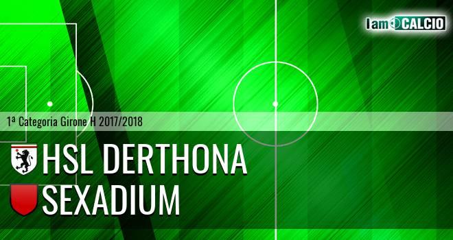 HSL Derthona - Sexadium