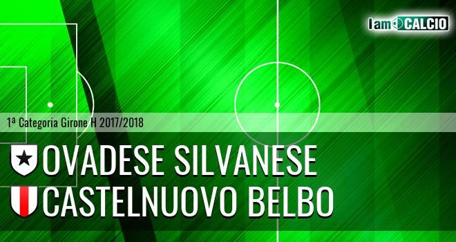 Ovadese Silvanese - Castelnuovo Belbo