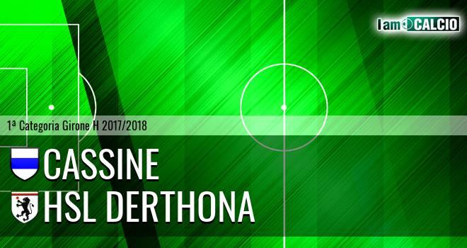 Cassine - HSL Derthona