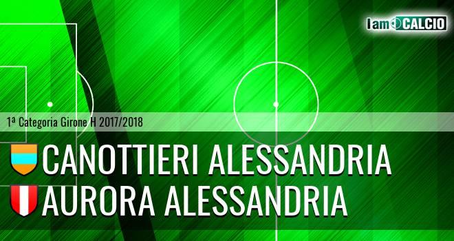 Canottieri Alessandria - Aurora Alessandria
