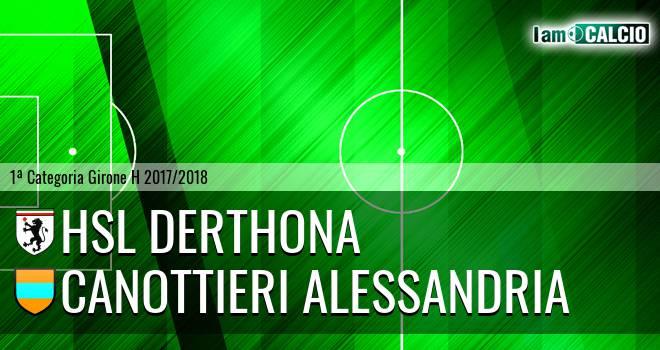 HSL Derthona - Canottieri Alessandria