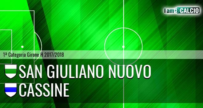 San Giuliano Nuovo - Cassine